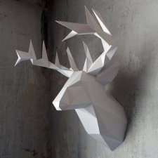 Kostja Traikovsky - Deer Head
