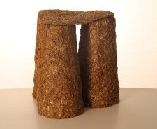 Dale Hardiman - Kids Straw Stool