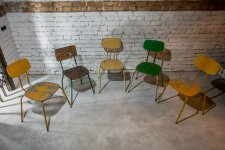 Tirage Project - Tirage Chairs