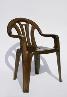 Maarten Baas - Plastic Chair in Wood